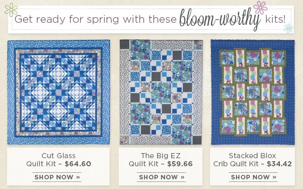Get Ready for Spring with these Bloom Worthy Kits
