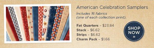 American Celebration Samplers
