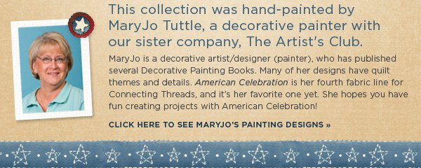 Click here to see MaryJo's Painting Designs