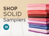 Quilter's Candy Solid Samplers