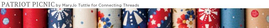 Patriot Picnic Quilt Fabric