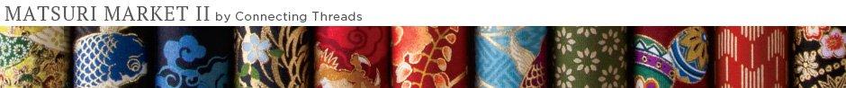 Matsuri Market II Quilt Fabric