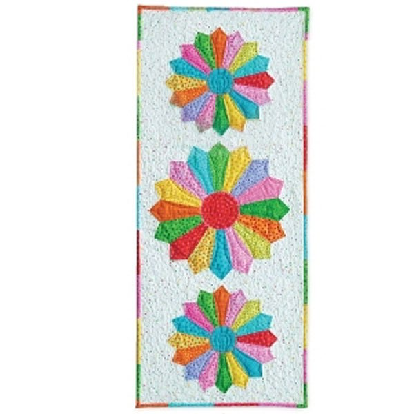 Birthday Cake Table Runner Pattern Download