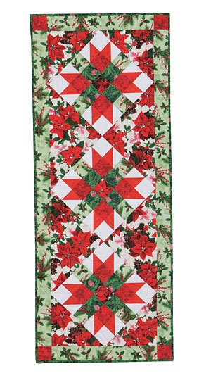 Christmas Table Runner Pattern Download ConnectingThreads Gorgeous Christmas Table Runner Patterns