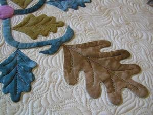 oak leaves pattern download connectingthreads com