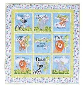 Baby Blessings Free Quilt Pattern