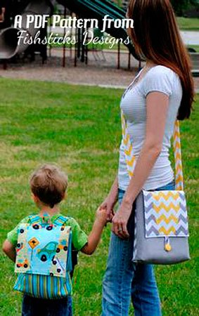The Playdate Bag Pattern Download