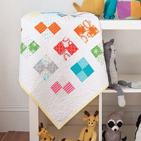 Just Four Fun Quilt Pattern Download