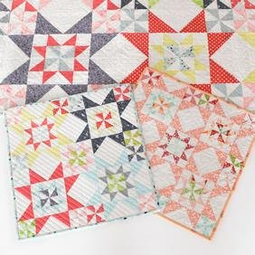 Down South Mini Quilt Pattern Download
