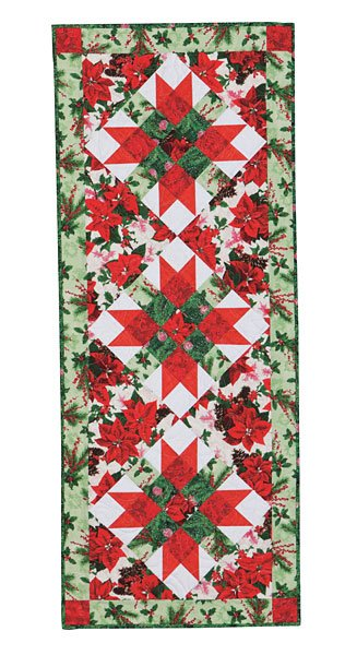 quilt kits christmas table runner kit