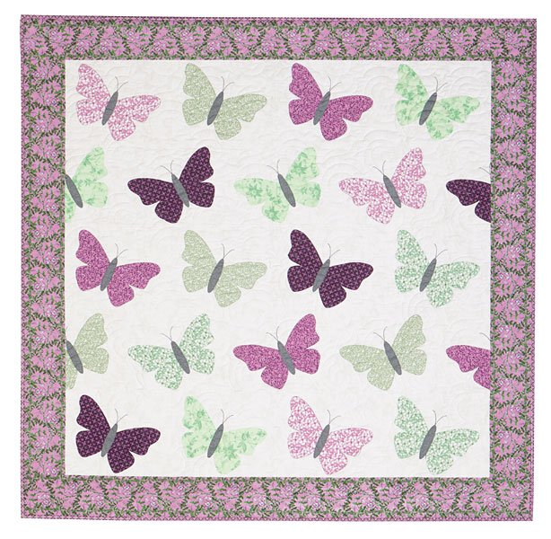 Butterflies Wall Hanging Kit