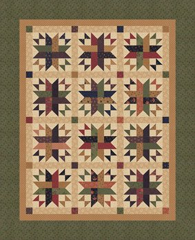 Woven Dreams Quilt Kit