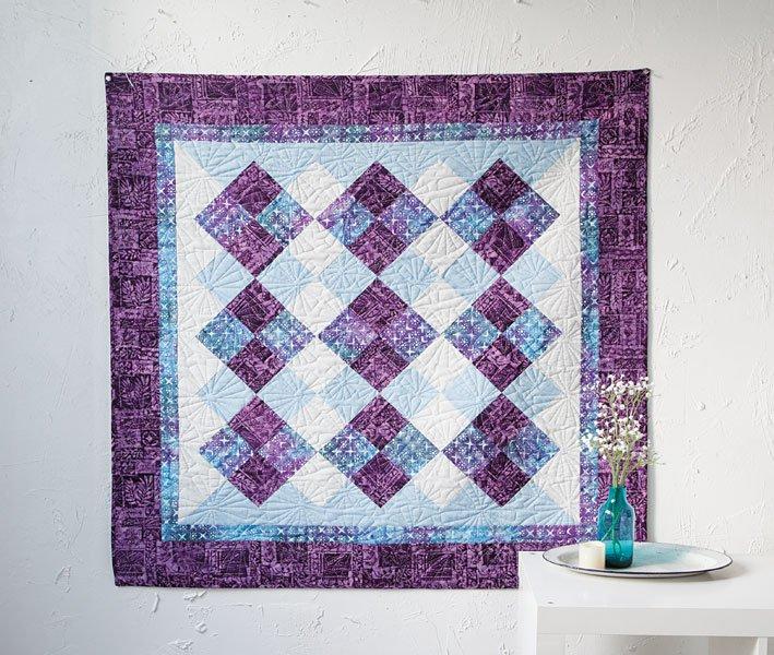four patch quilt patterns