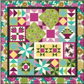 Perfect Points Sampler Free Quilt Pattern Download