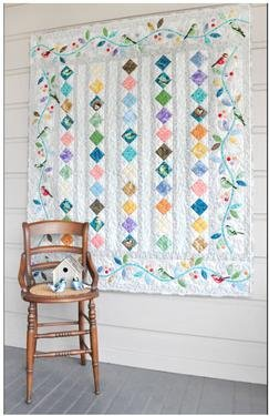 All A Flutter Quilt Pattern Download Free Quilt Pattern
