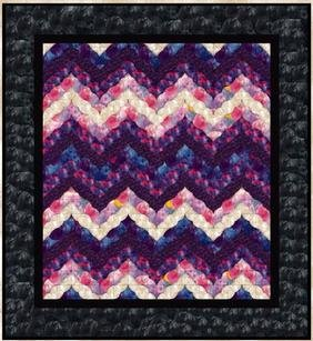 Aurora in Flight Quilt Pattern Download | Free Quilt Pattern