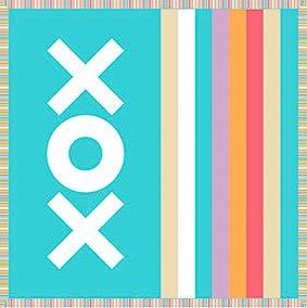 XOX Baby Quilt Pattern Download